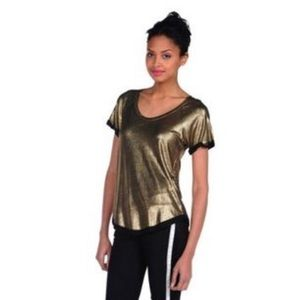 TOWNSEN Little Dipper soft silver modal top